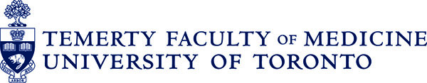 Logo of the Temerty Faculty of Medicine, University of Toronto