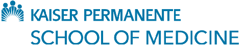 Kaiser Permanente School Of Medicine Logo