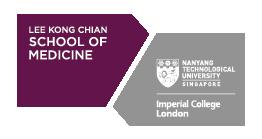 Logo for Lee Kong Chian School of Medicine